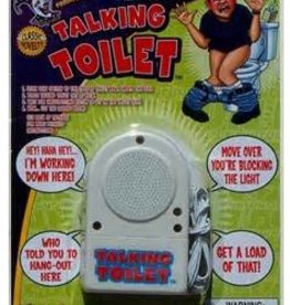 Trickmaster Talking Toilet