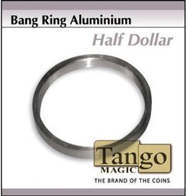 Murphy's Tango Bang Ring Aluminium (Half Dollar)