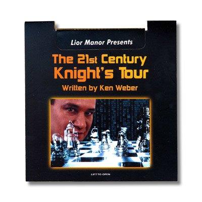 Lior Manor The 21st Century Knight's tour