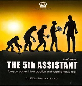 Uday's Magic World The 5th Assistant