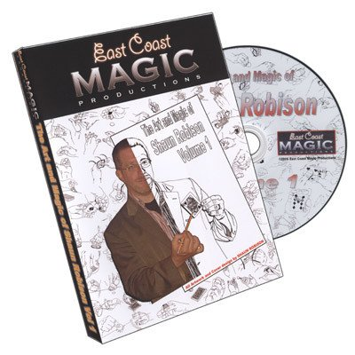 The Art And Magic Of Shaun Robison Volume 1 by East Coast Magic