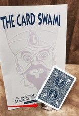 The Card Swami (Red back)
