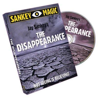 Sankeymagic The Dissapearance by Jay Sankey