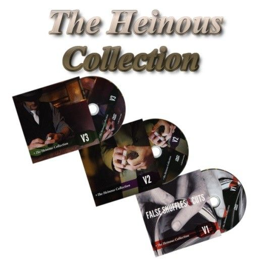 Karlhein The Heinous Collection