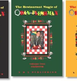 L & L Publishing The Restaurant Magic of Dan Fleshman