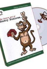 Matthew Johnson The Secret Art of Monkey Business