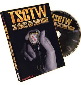 TSCTW (The Smallest Card Through Window) by Magicshop