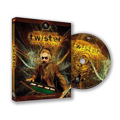 Twister Continuum by Stephen Tucker