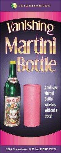 Trickmaster vanishing martini bottle