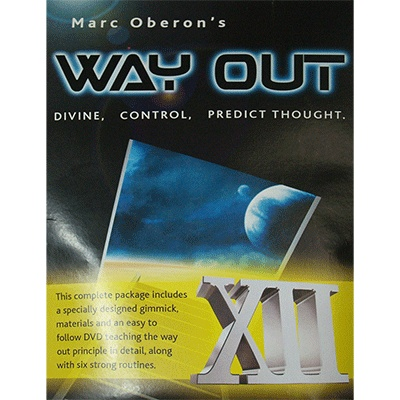Way Out XII by Marc Oberon