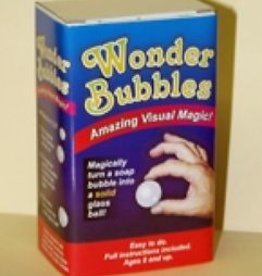 Trickmaster Wonder Bubbles