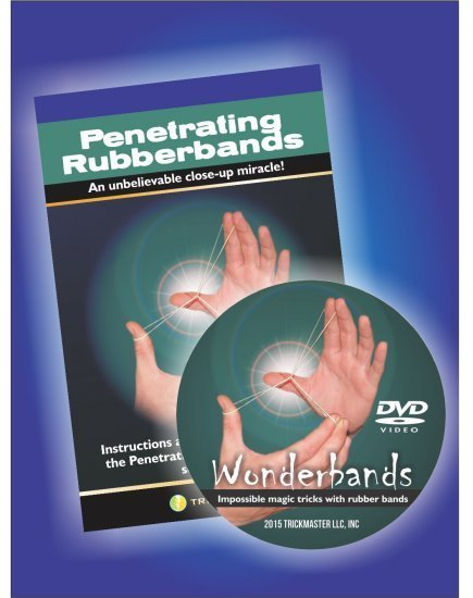 Trickmaster Wunderbands DVD Combo