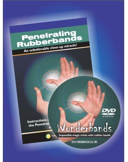 Trickmaster Wunderbands DVD Combo