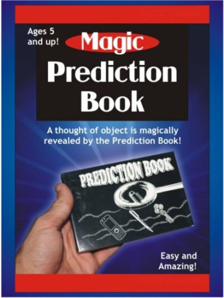 Trickmaster Prediction Book