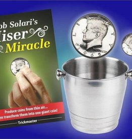 Trickmaster Bob Solari's Miser Miracle