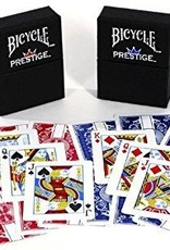 Trickmaster Bicycle Prestige - Plastic Playing Cards