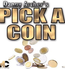 Pick a Coin US Version (Gimmicks) by Danny Archer