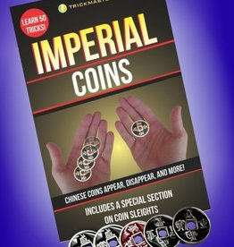 Imperial Coins w/ Book Kit