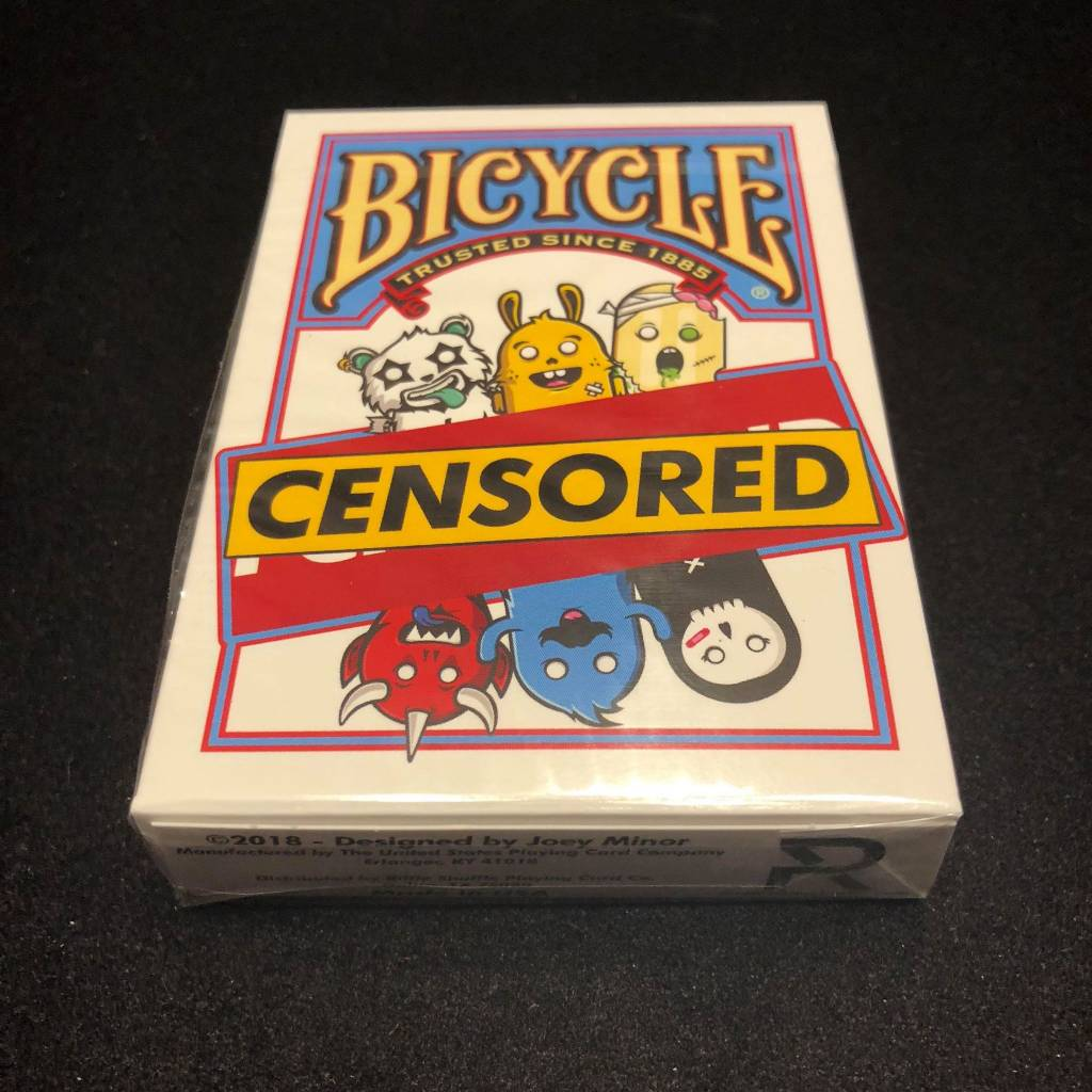 Bicycle Bicycle: Censored