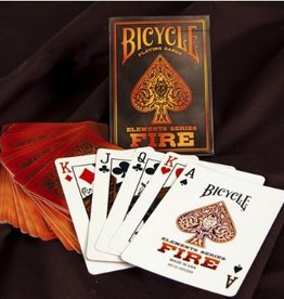 Bicycle Bicycle Fire DecK