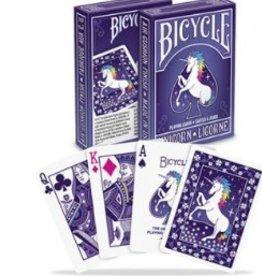 Bicycle Unicorn Deck