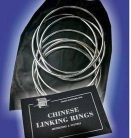 Magic Masters Linking Rings Pro