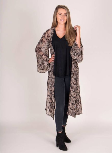 BuddyLove - Roberts Duster Wrap