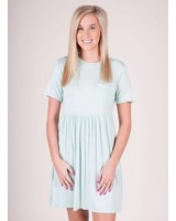 Layla Babydoll Pocket Dress