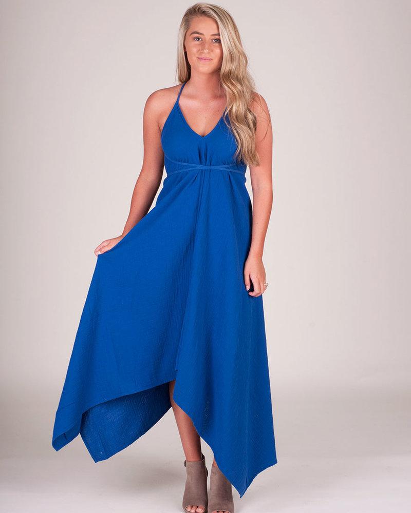 Rowena Halter Dress