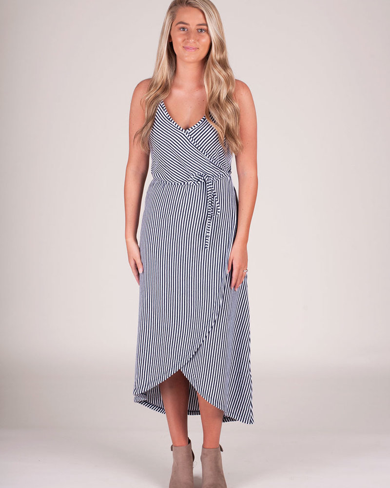 Z SUPPLY - The Capri Wrap Dress