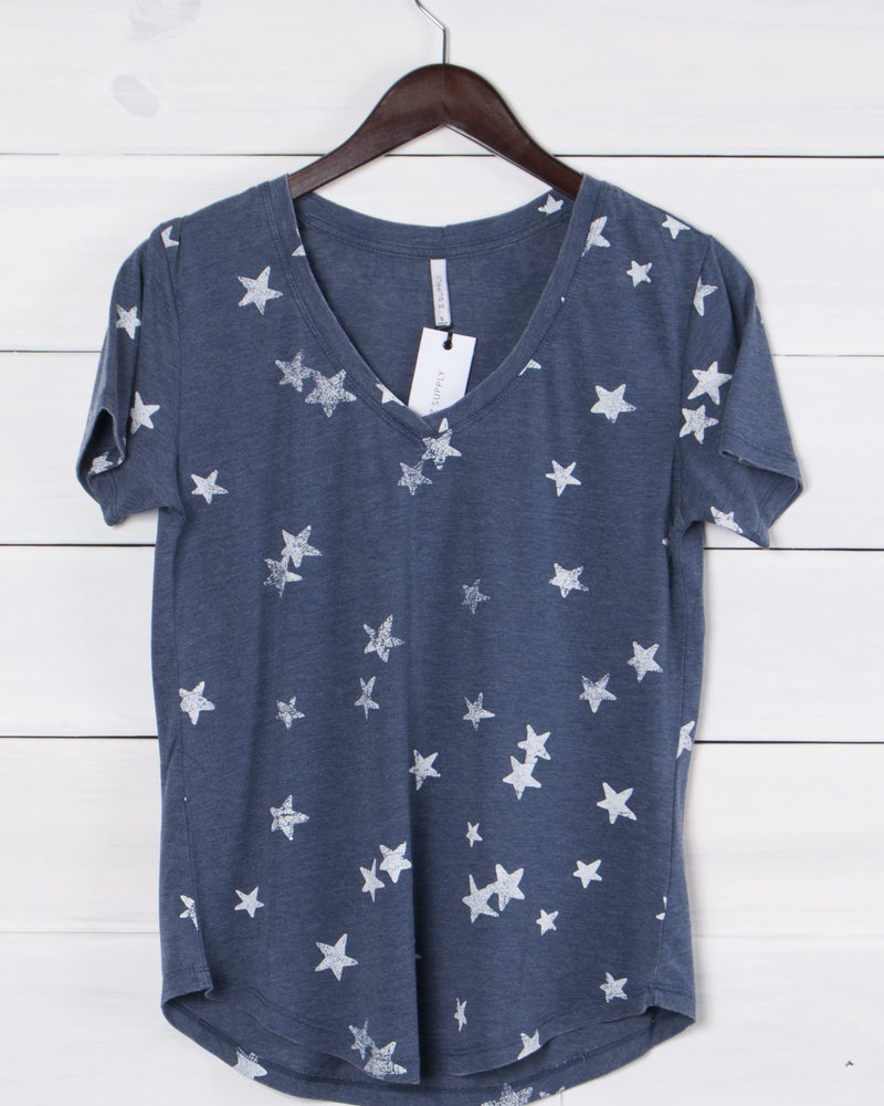 Z Supply - The Distressed Star Tee