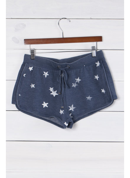 Z Supply - The Distressed Star Short