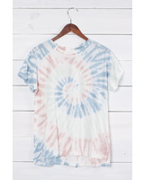 Z Supply - The Multi Color Tie Dye Tee