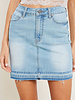 Tory Classic Denim Skirt