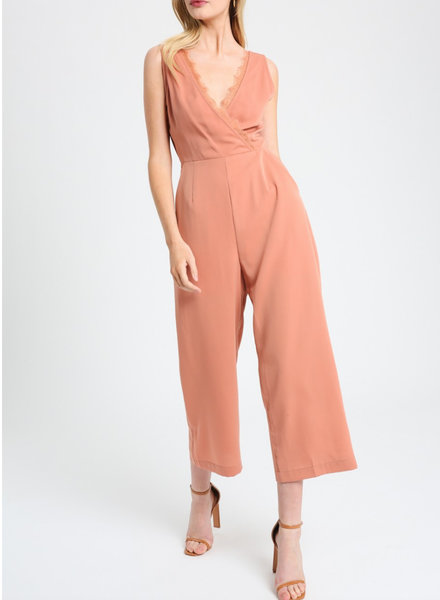 James Tie Back Jumpsuit