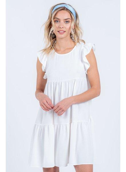 Lovestruck Ruffle Dress