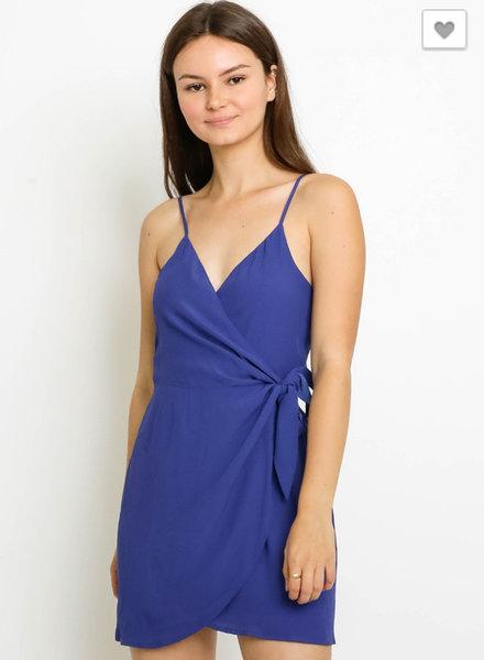 Molly Tie Waist Tank Dress