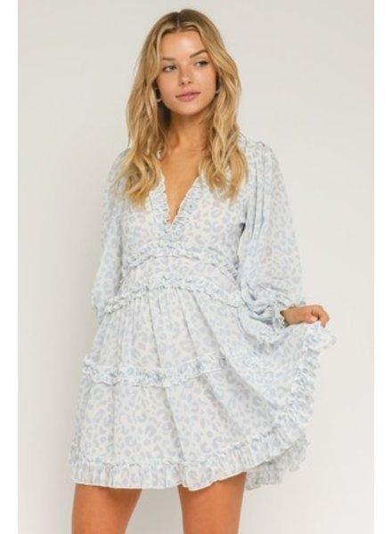 Lilly Leopard S/S Dress