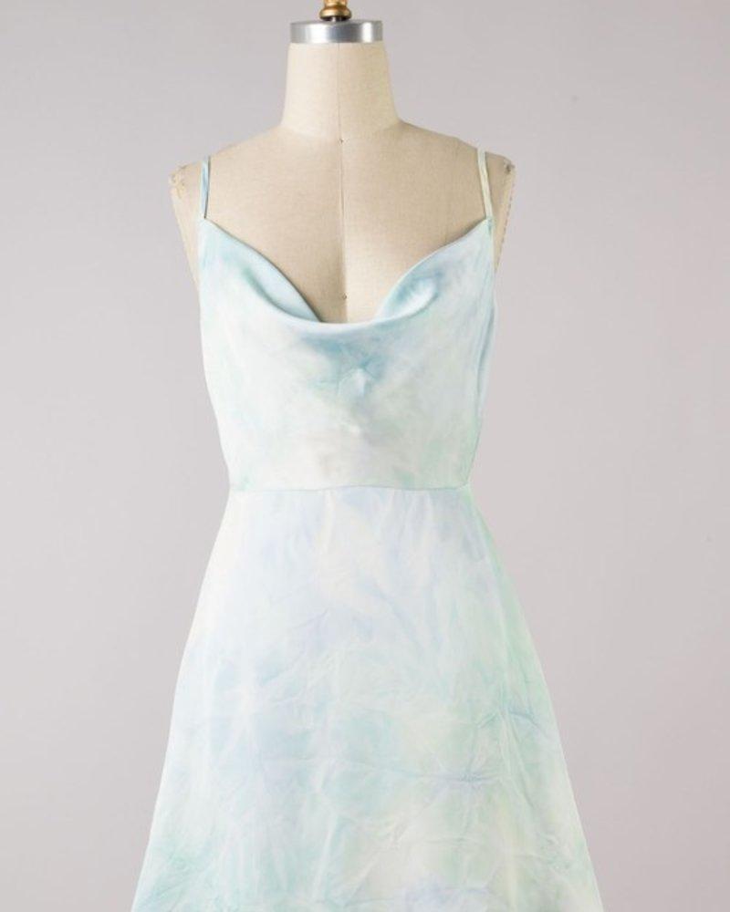 Elena Tie Dye Dress