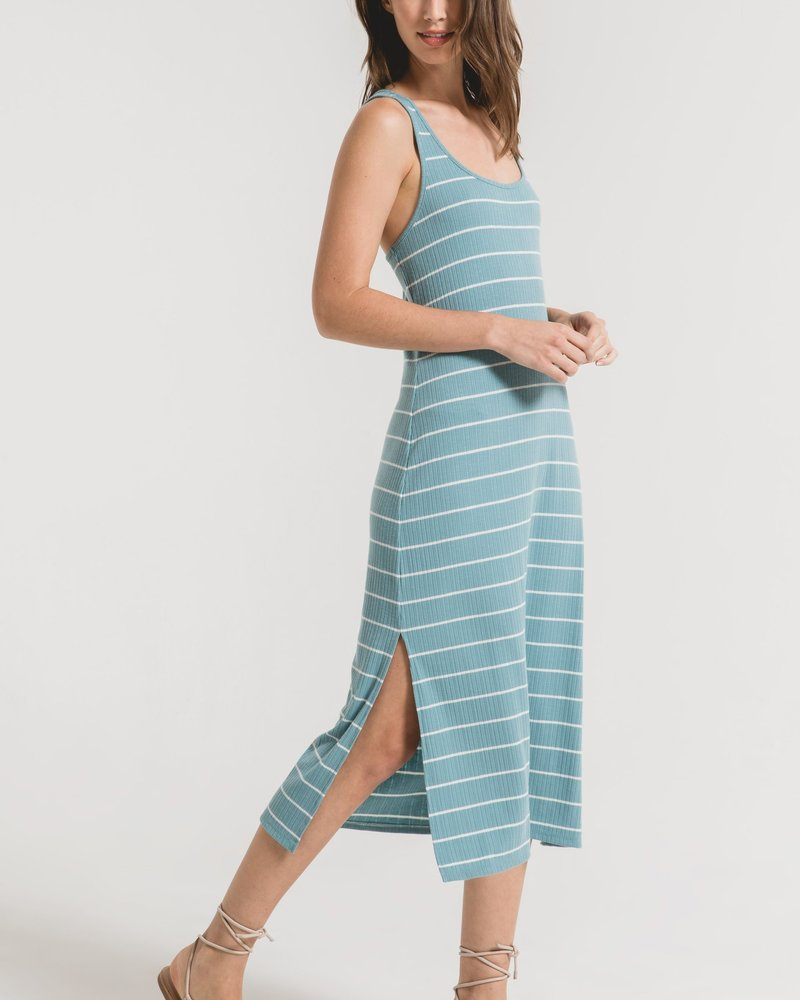 Z Supply - The Seri Stripe Rib Tank Dress