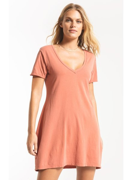Z Supply - Organic Cotton T-Shirt Dress