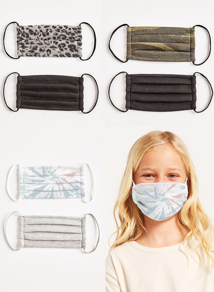 Z Supply - KIDS Reusable Face Mask (2 Pack)