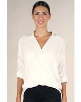 Lina Surplice Top