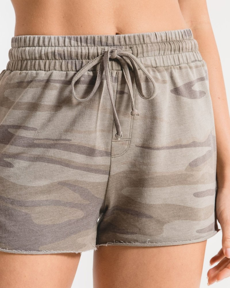 Z Supply - Camo Sporty Short