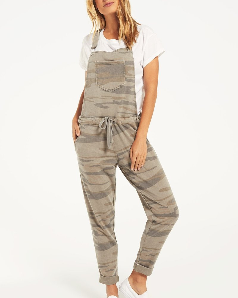 Z Supply - The Camo Overall