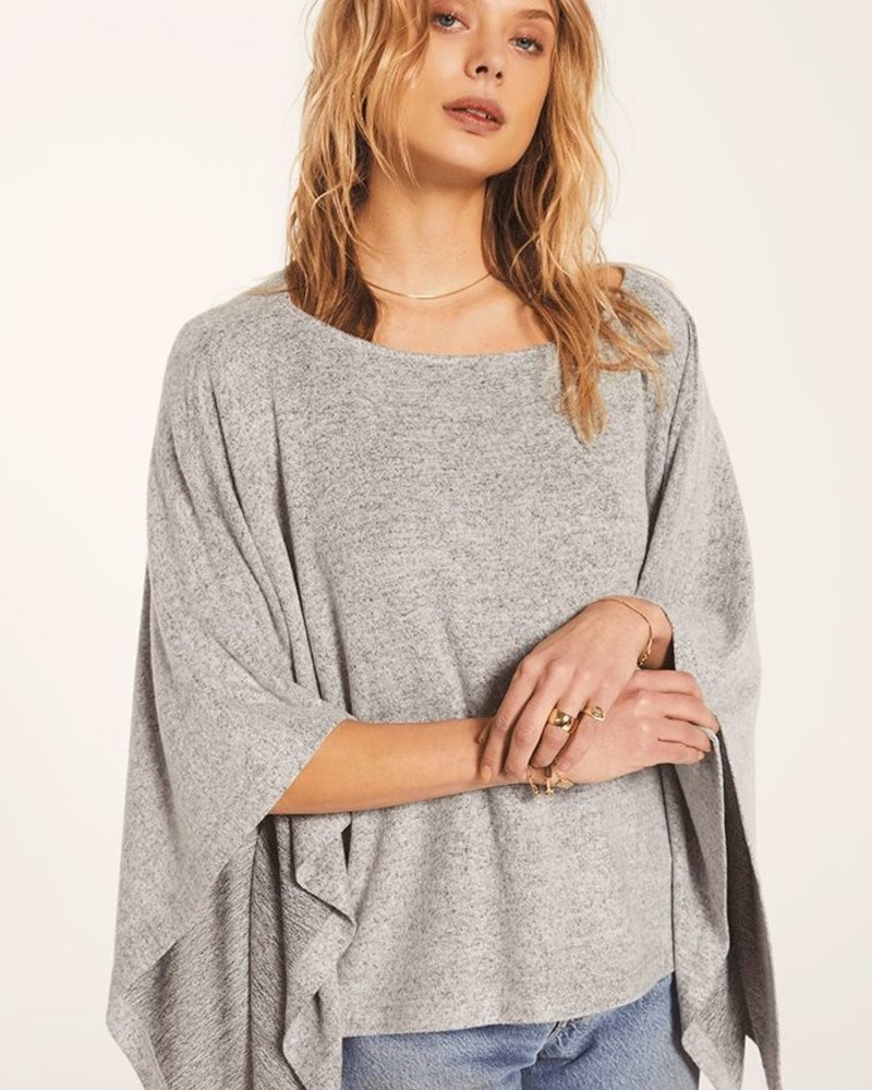 Z Supply - Ruby Marled Poncho