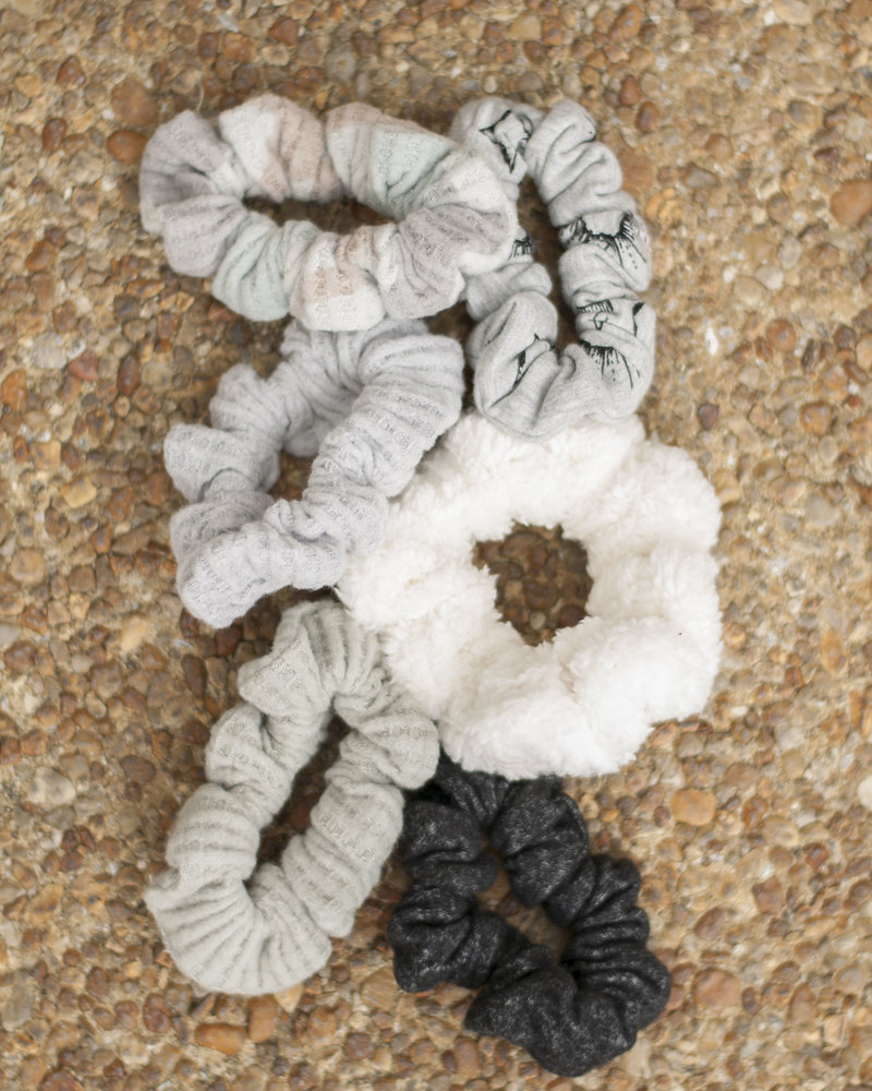 Z Supply - 3 Pack Scrunchies
