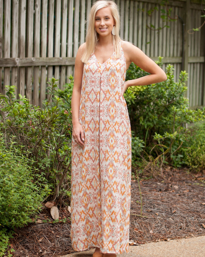 Dreaming of Morocco Maxi