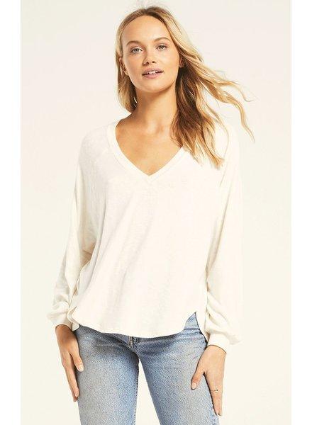 Z Supply - Plira Slub Sweater Top