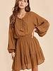 Robin Tiered Smocked Waist Dress